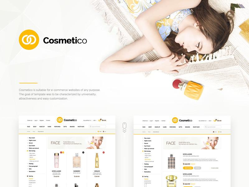 cosmetico_ecommerce_template