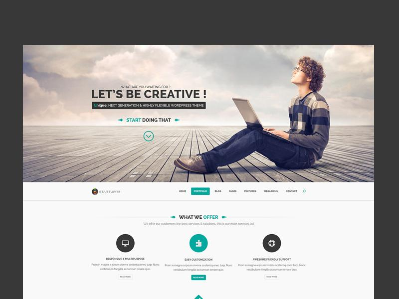 startuprr_one_single_template
