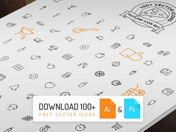 100_free_icons_ai_psd
