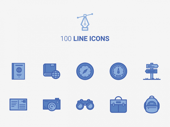 100_free_vector_line_icons