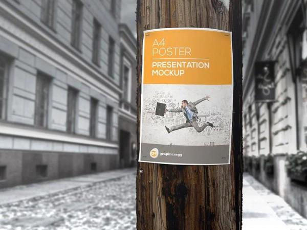 utility_pole_note_mockup_template