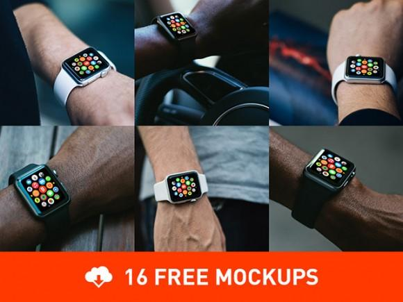 16_photorealistic_apple_watch_mockups