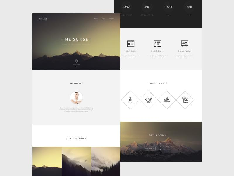 portfolio_template