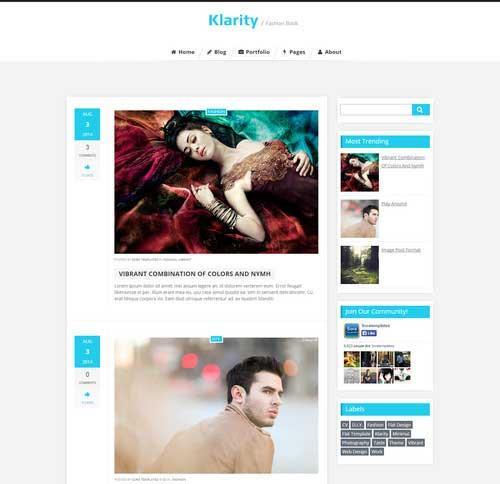 klarity_personal_blog