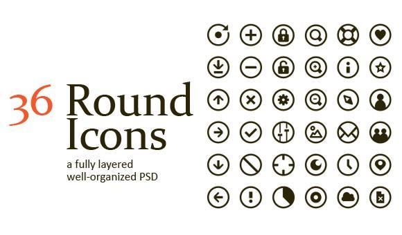 36_free_psd_round_icons
