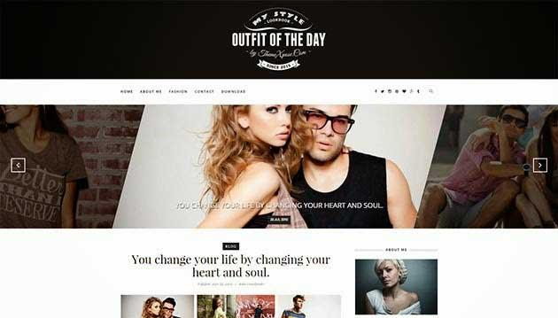 outfit_clean_&_responsive_blogger_template