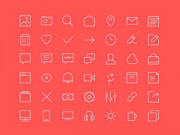 42_free_outline_icons