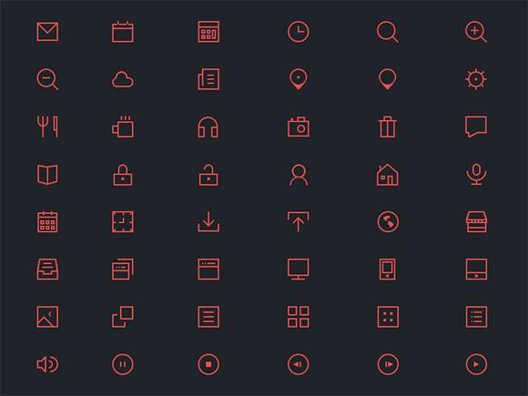 48_thin_icons_psd