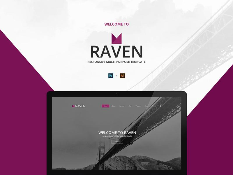 raven_multipurpose_template