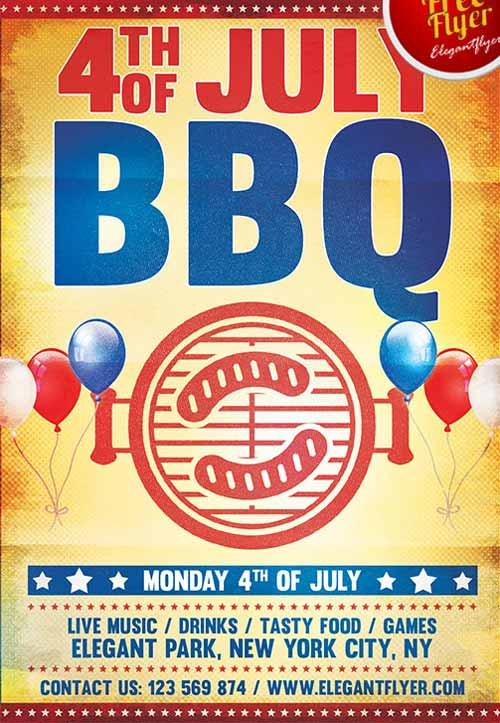 4th_of_july_bbq_party_free_flyer_template