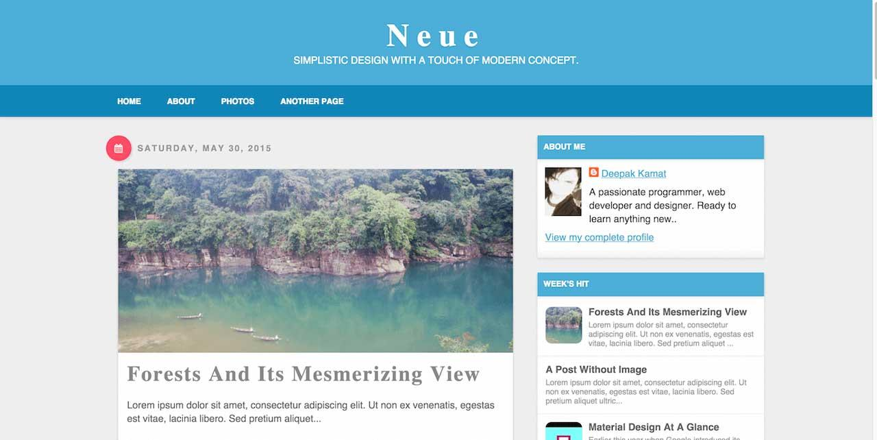 neue_free_blogger_template