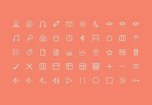 50_free_stroke_icons
