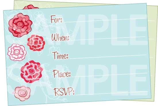 cute_floral_birthday_party_invitations_for_girls