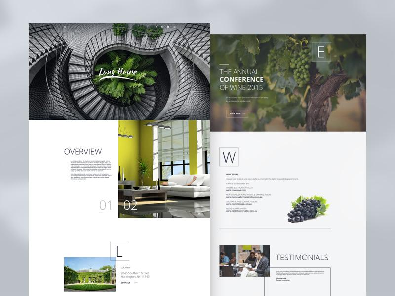 real_estate_psd_template