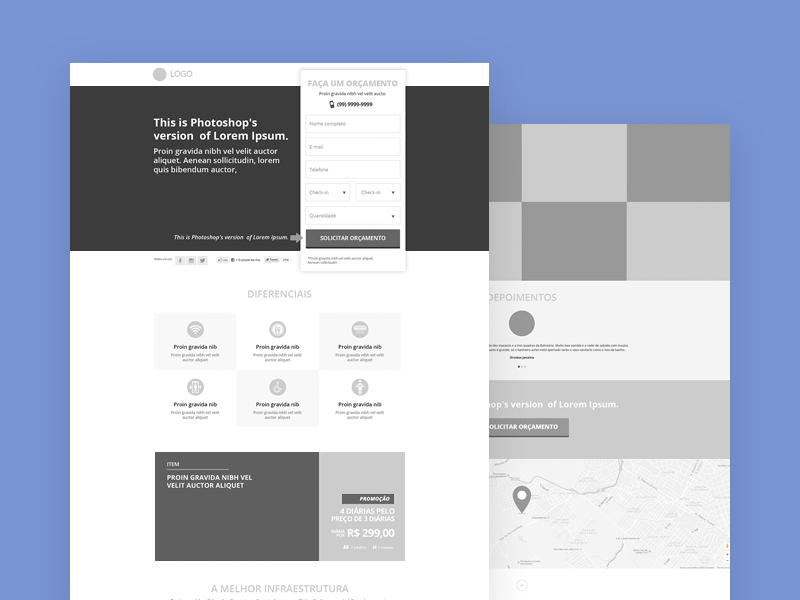 wireframe-style_landing_page