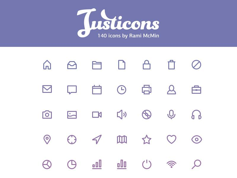 justicons_140_stroke_icons