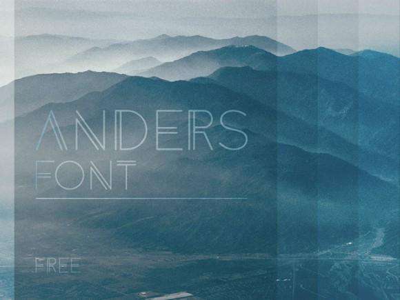 anders_free_font