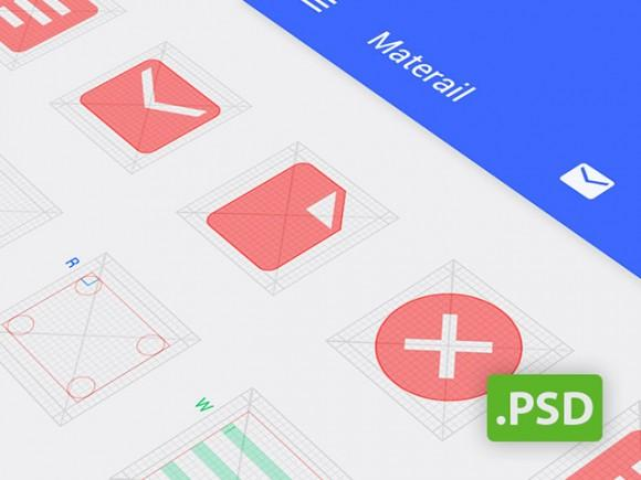 android_grids_psd_template