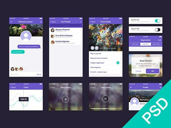 ui_set_for_app_design_psd