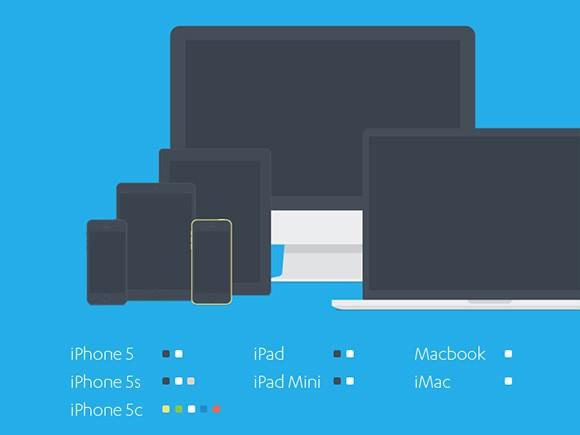 set_of_flat_apple_devices_mockup
