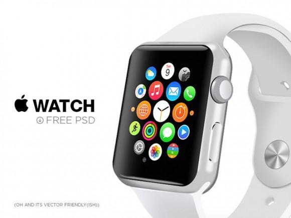 apple_watch_free_psd