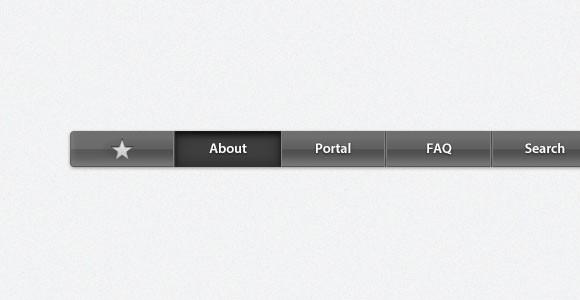 apple_navigation_bar_psd