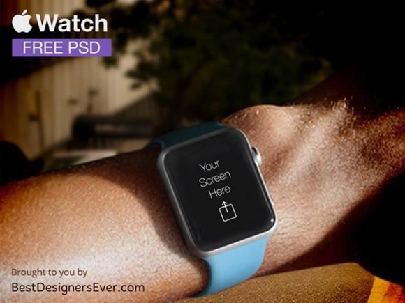 apple_watch_psd_template