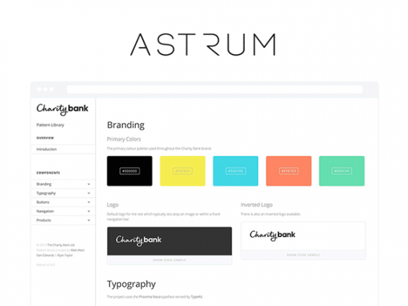 astrum_pattern_library_for_web_projects