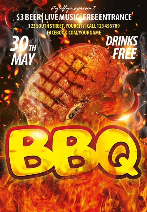 bbq_party_psd_flyer_template