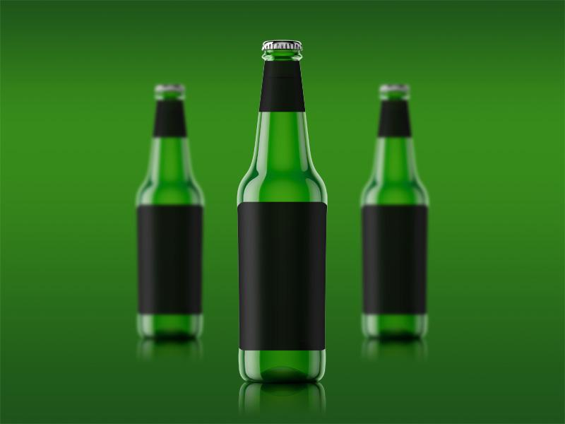 single_beer_bottle_mockup