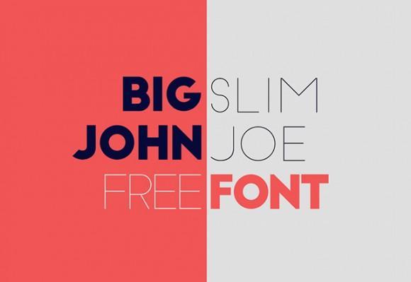big_john_slim_joe_free_font