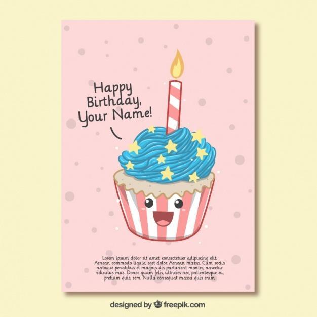 birthday_card_of_nice_cupcake