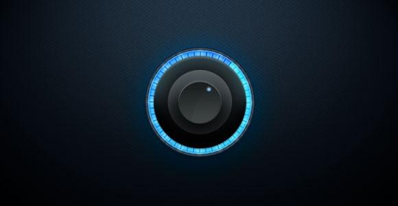 black_glowing_knob_psd