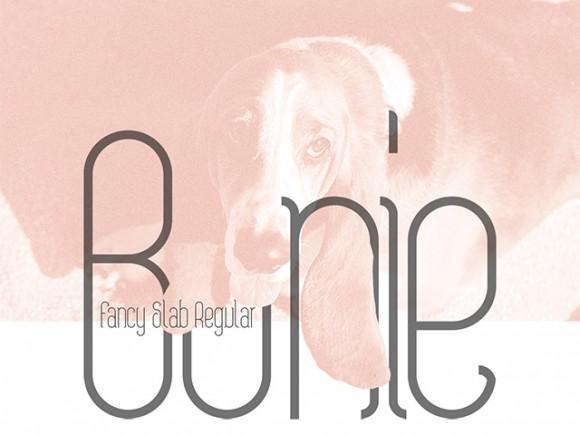 bonie_free_font