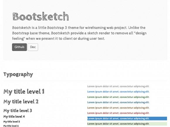 bootsketch_bootstrap_theme_for_wireframing