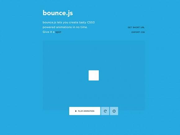 bounce_js_css3_animations_generator