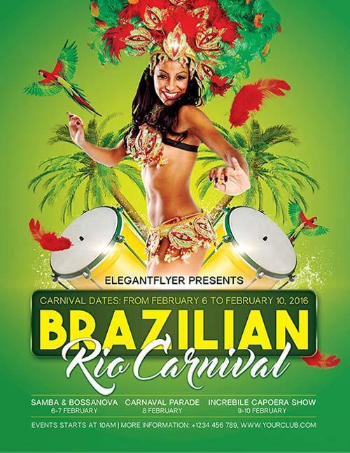 brazilian_rio_carnival_free_psd_flyer_template