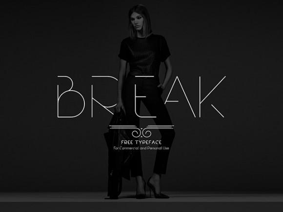 break_free_font