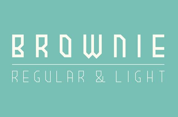 brownie_free_font
