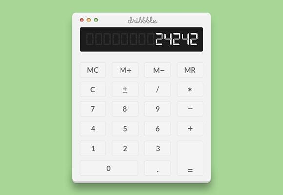 simple_calculator_psd