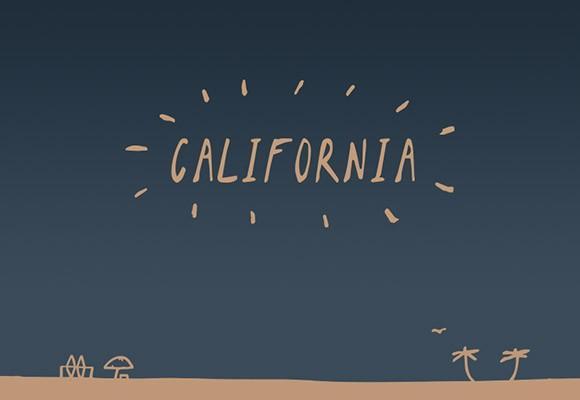 california_sans_free_font