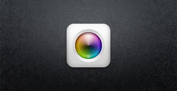 camera_app_icon_free_psd