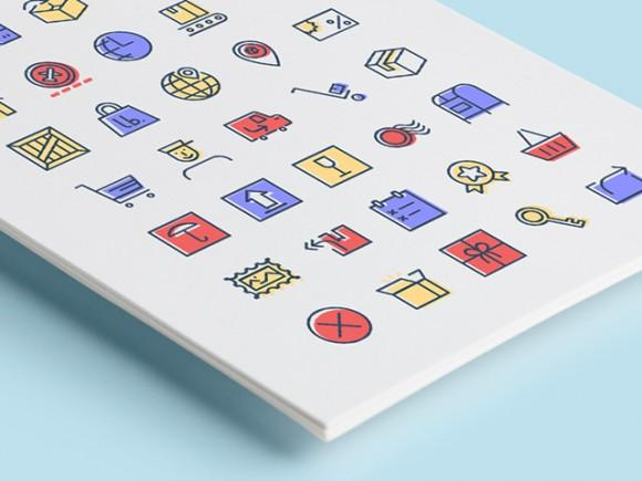 35_free_checkout_delivery_icons