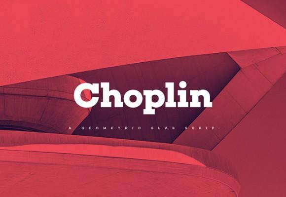 choplin_free_font