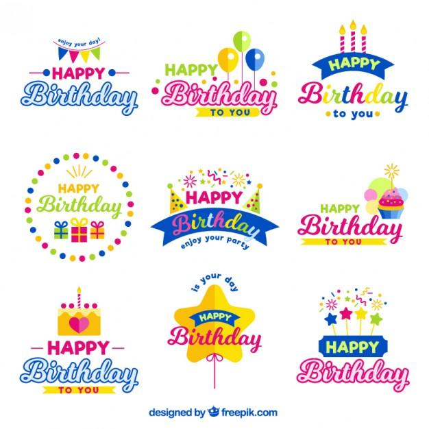 colorful_birthday_badges