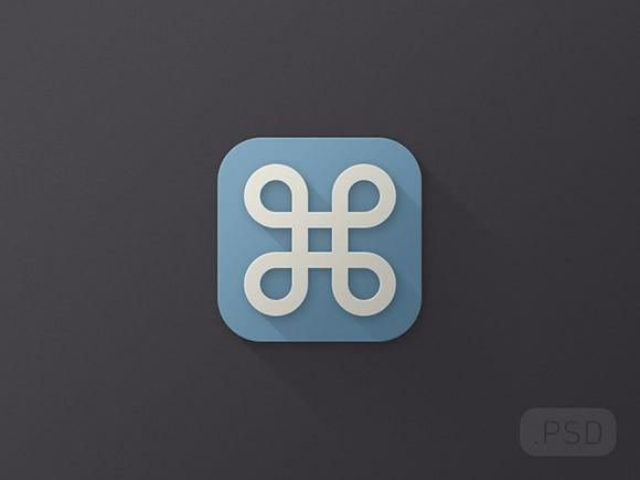 free_psd_cmd_icon