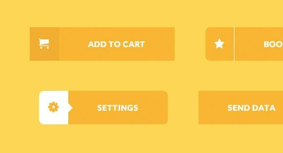 14 Beautiful CSS/HTML Button Codes & Templates | UTemplates