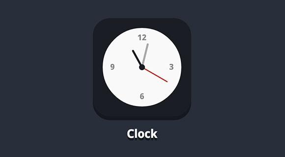 css_jquery_flat_clock