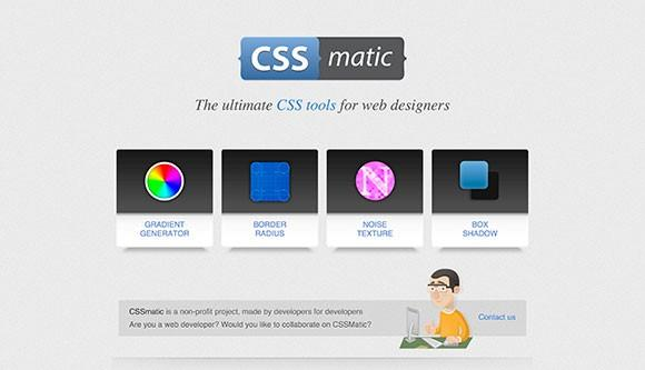 cssmatic_a_tool_for_designers
