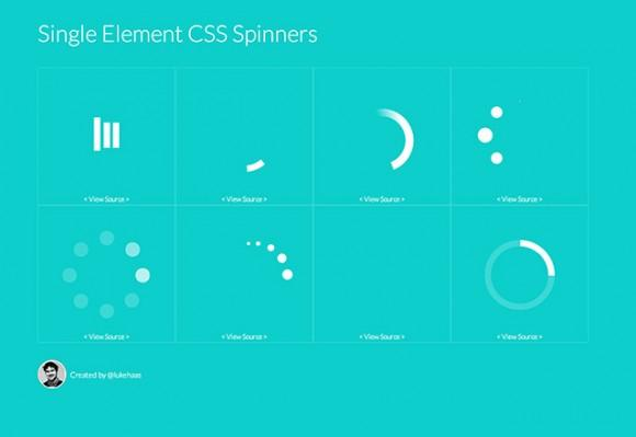 single_element_css_spinners